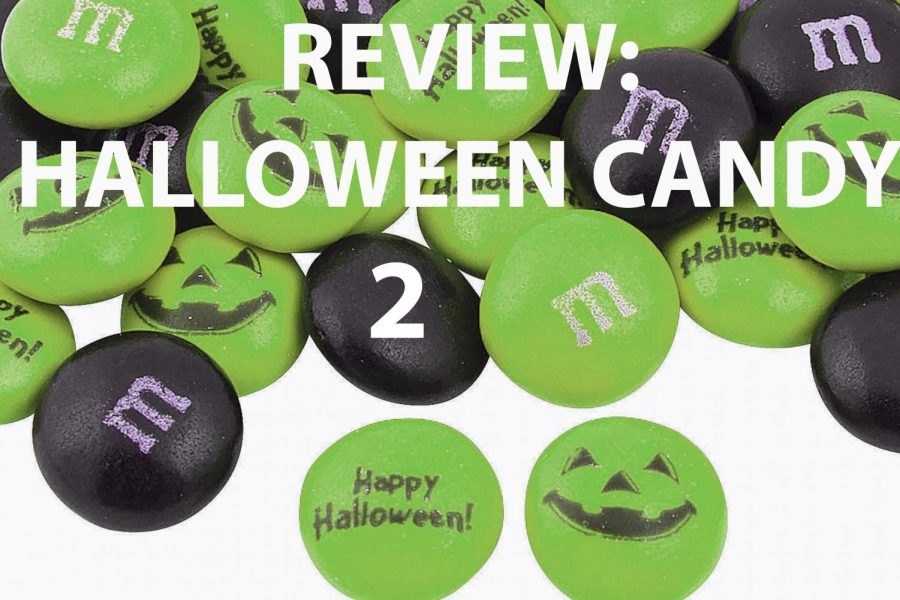 Culinary #2: Halloween Candy Revisited