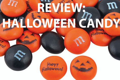 Culinary Review #1: Halloween Candy